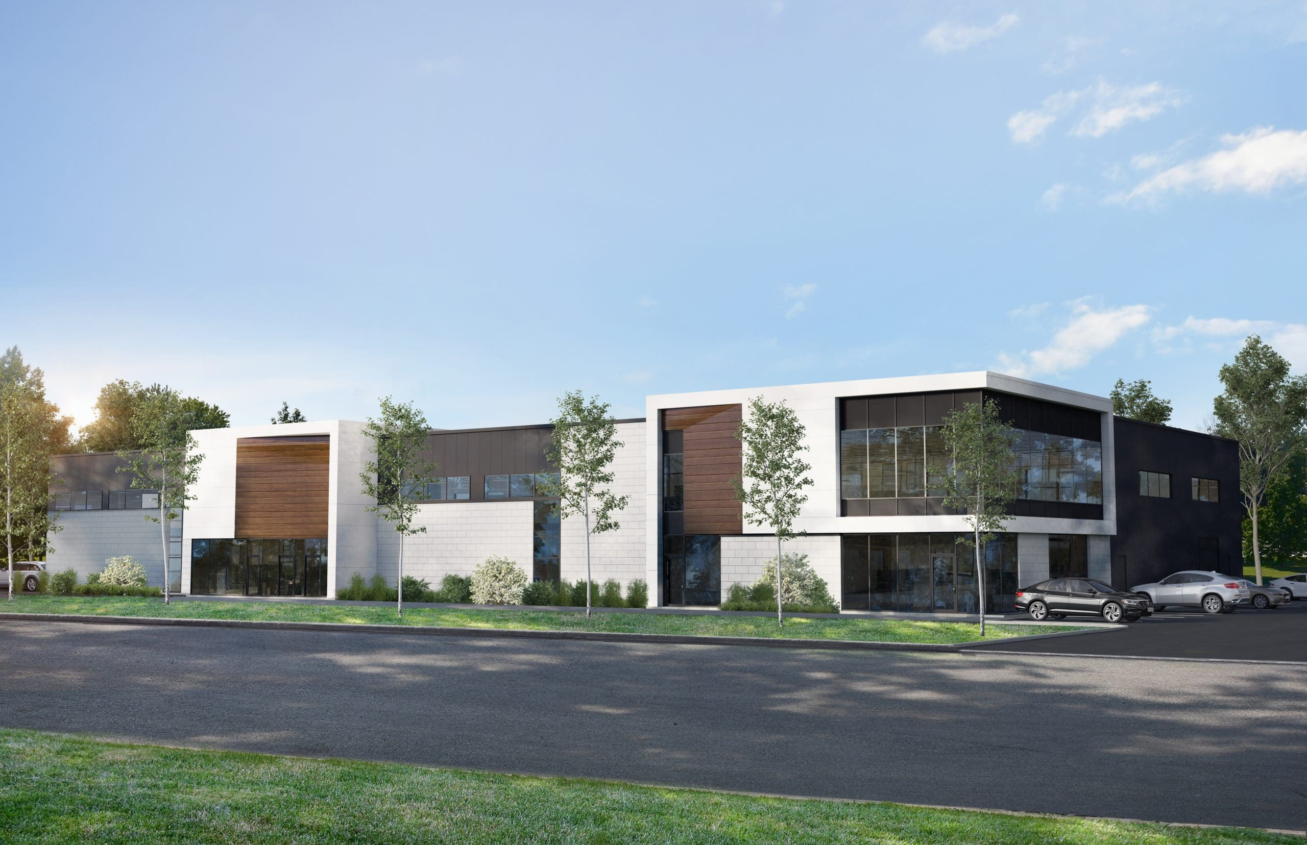 batiment locatif chambly Centre multi-sport
